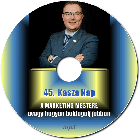 A Marketing Mestere - hanganyag